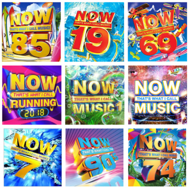 Now and Then – Looking back at 100 albums of Now